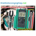 Đồng hồ vạn năng, Ampe kìm AC/DC Kyoritsu 2012R (600V/120A)