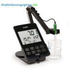 Máy đo pH/ORP Edge® đơn chỉ tiêu Hanna HI2002 EDGE