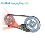 Máy cân chỉnh dây đai; puli bằng tia laser EASYLASER D90