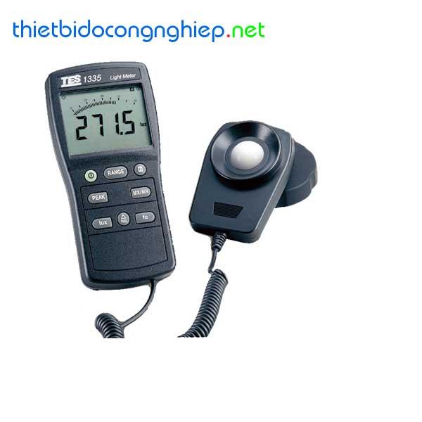 Máy đo ánh sáng kỹ thuật số TES-1335 (40 đến 40,000 fc)