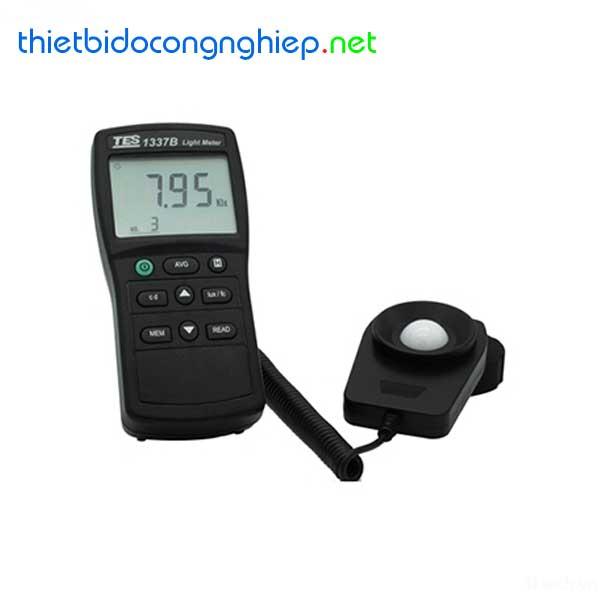 Máy đo ánh sáng TES-1337B (50,00, 500,0, 5000, 50,00K, 200,0 Klux)