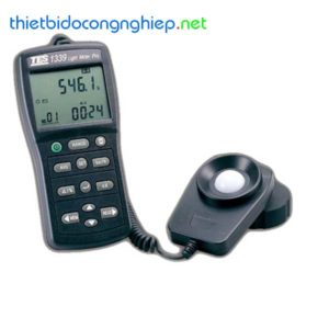 Máy đo cường độ ánh sáng TES TES-1339
