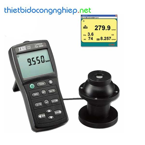 Máy đo độ chói TES-133 (0,05 ~ 7000 lumens)