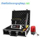 Máy đo độ rỗng, kín lớp phủ onlin Huatec HD-120