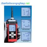 Máy đo khí độ đa chỉ tiêu Riken Keiki GX-2012 ( LEL, Methane, O2, H2S & CO)