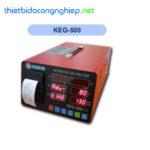 Máy đo khí thải ô tô Koeng KEG-500 (CO, HC, CO2, O2, AFR, Lamda)