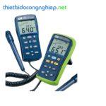 Máy đo nhiệt độ ẩm TES-1365 (Ghi 15000 bài đọc, màn hình kép)