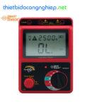 Máy đo sức kháng của máy phát điện Smart Sensor AR907A+