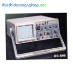Máy hiện sóng tương tự Pintek RS-608 ( 60MHz With Cursor Readout)