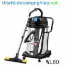 Máy hút bụi công nghiệp Roly WL60 1800W