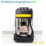 Máy hút bụi nhà xưởng Roly WL100 (100 lít, 4200W)