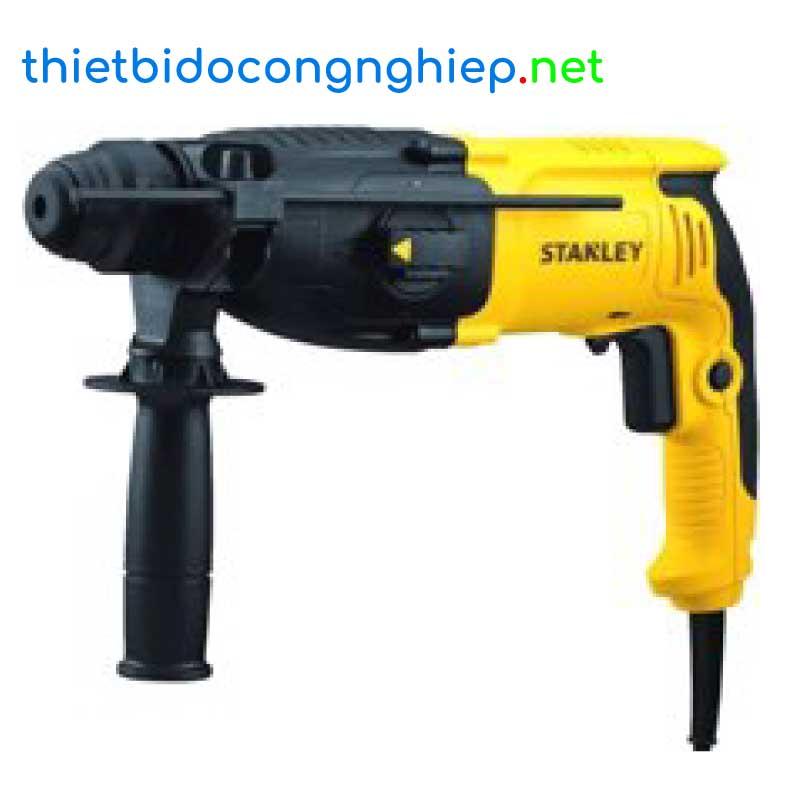 Máy khoan búa 26mm Stanley SHR263K (800W)