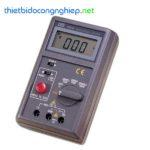 Máy kiểm tra điện trở cách điện Tes-1600
