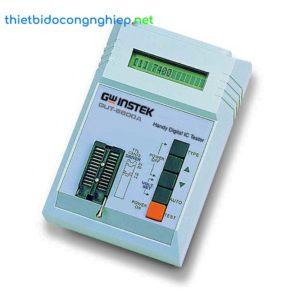 Máy kiểm tra IC số GWinstek GUT-6600A (TTL; CMOS)