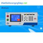 Máy kiểm tra an toàn điện Ainuo AN9652F(F) (tích hợp nguồn cách ly 6kVA)