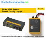 Máy phân tích chất lượng công suất dòng ba pha Fluke 1740