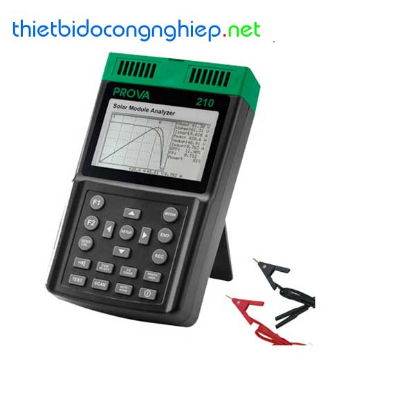 Máy phân tích PV Tes Prova-200A / Prova-210 / Prova-218