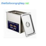 Bể rửa siêu âm Jeken PS-20A (3.2L, gia nhiệt, hiển thị số)