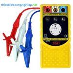 Thiết bị chỉ thị pha SEW 887 PR ( hiển thị LCD; tiếp xúc)