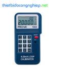 Thiết bị hiệu chuẩn Prova 100 (4-20mA)