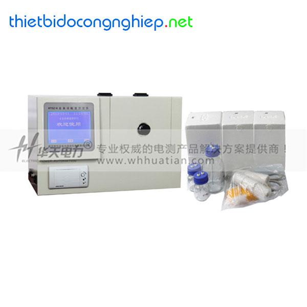 Thiết bị kiểm tra axit tự động Wuhan HTYSZ-H (0.0001~0.50000mgKOH/g)