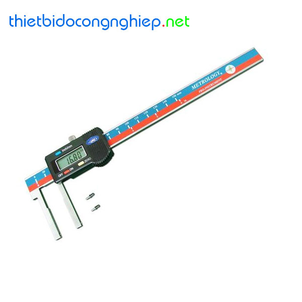 Thước cặp điện tử đặc biệt đo trong; đo ngoài Metrology EC-9001IO (0-150/0.01mm)