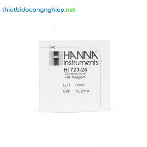 Thuốc thử cho Checker Crôm VI Hanna HI723-25 (25 gói)