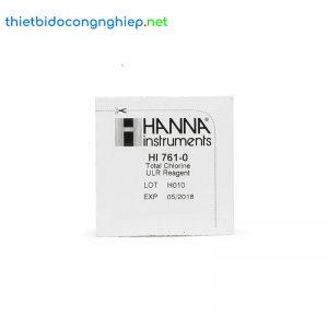 Thuốc thử Clo cho checker Hanna HI761-25 (25 gói)