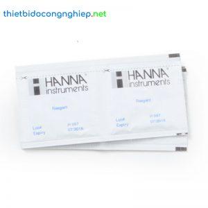 Thuốc thử Mangan thang cao Hanna HI709-25 (25 gói)